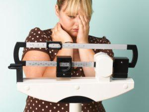 الآثار النفسية لزيادة الوزن